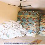 Police-College-Kaduna-Mattress-Pillows-Supplied-to-Hostel