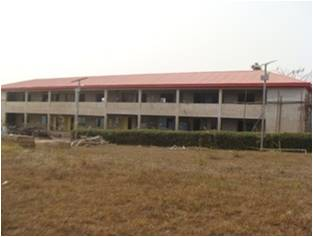 Year 2015 Projects Executed Under the 2015 Intervention Fund: Police College, Oji-River, Enugu State