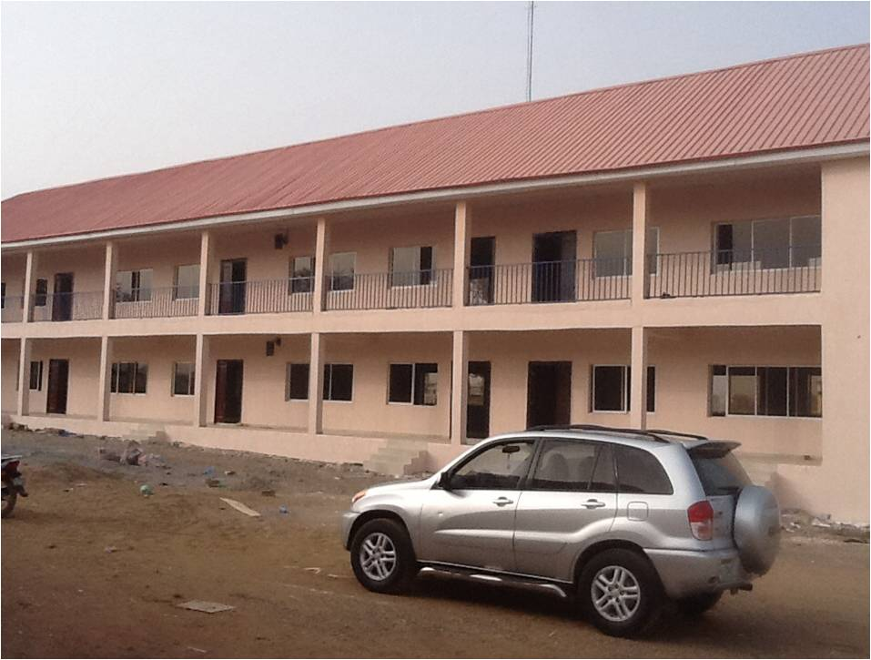 Year 2015 Projects Executed Under the 2015 Intervention Fund:Police Training School, Bauchi
