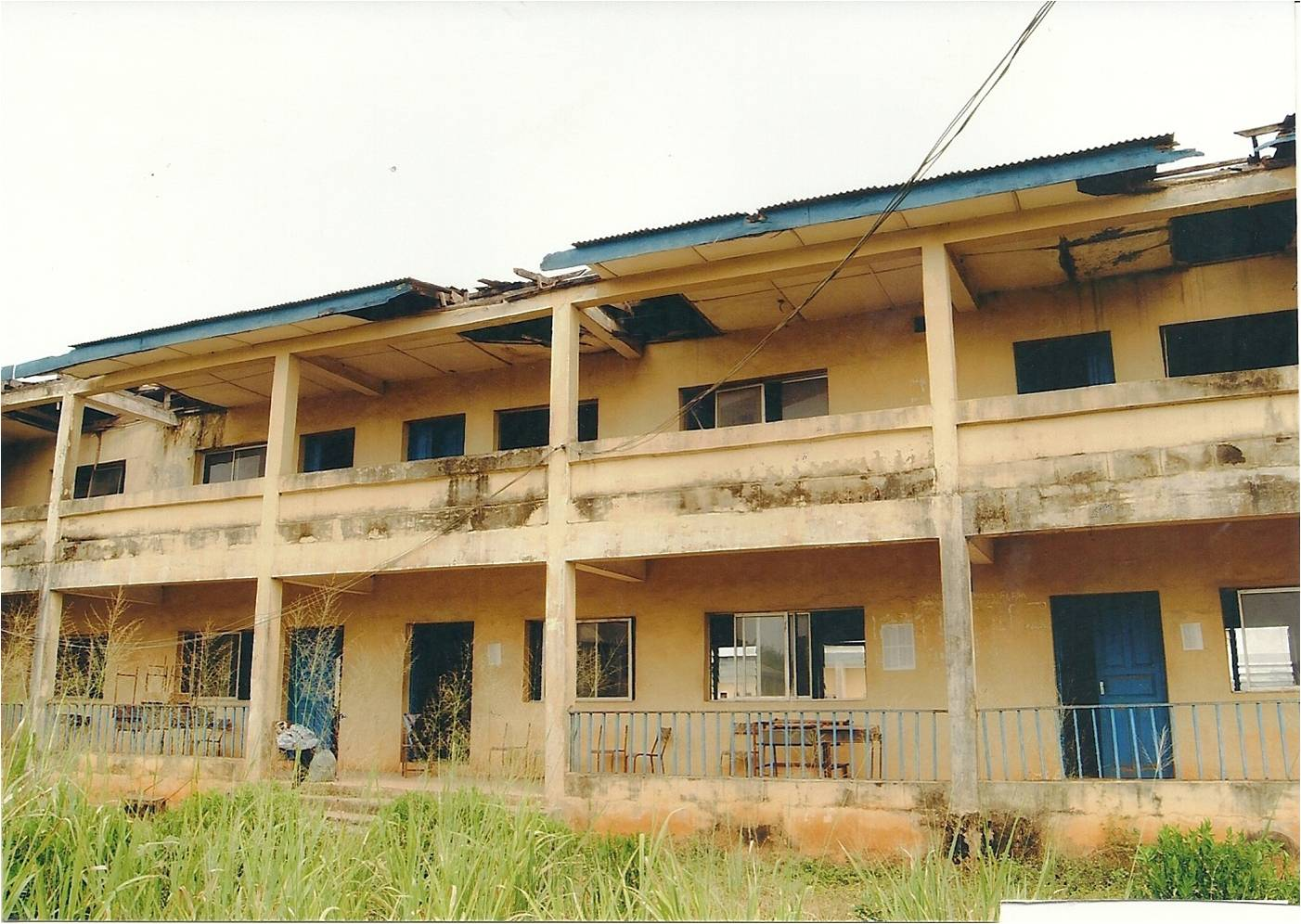 Year 2015 Projects Executed Under the 2015 Intervention Fund Police Training School, Iperu, Ogun State
