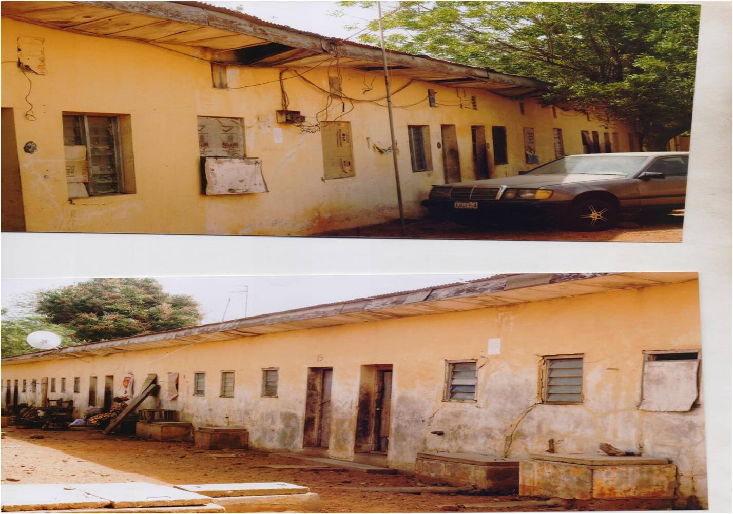 Year 2015 Projects Executed Under the 2015 Intervention Fund: Police Training School, Sokoto, Sokoto State