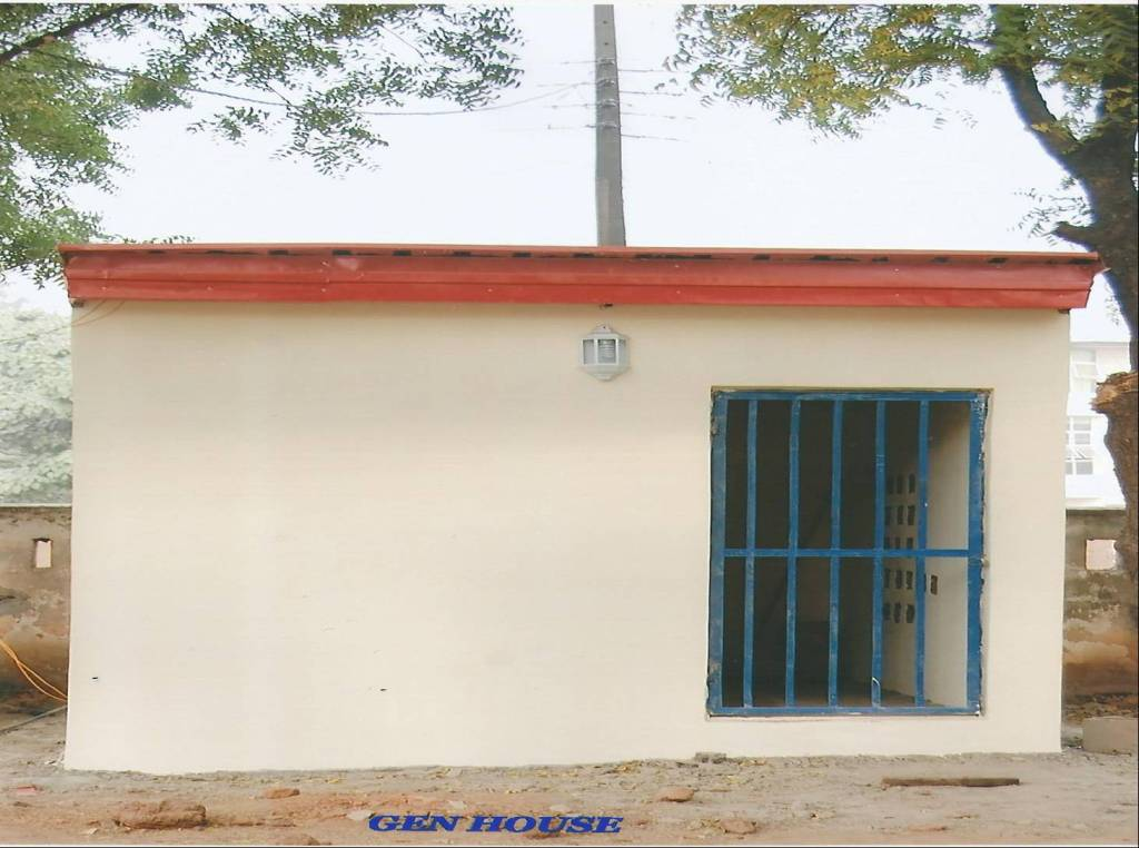 Interim Certificate Report (ICR): Construction of 2No. Abuja Type II Police Station at Kaltin and Pindaga in Gombe State: LotNo LOTF111; 2005