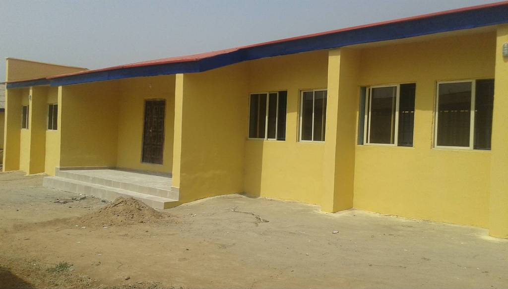 Monthly Progress Report (PRG): LOT F-083: 2006: Construction of 1No Transit Accomodation Building (Type B, 8-Bedrooms) at Birnin Kebbi: LotNo LOTF083; 2006